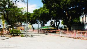 Urbanização Praça Mauá - Janeiro 2015