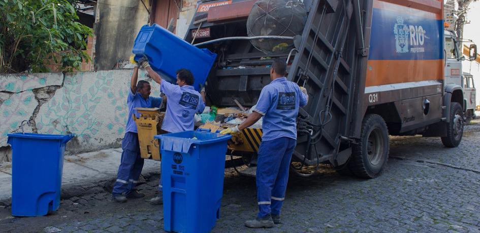 Coleta de lixo