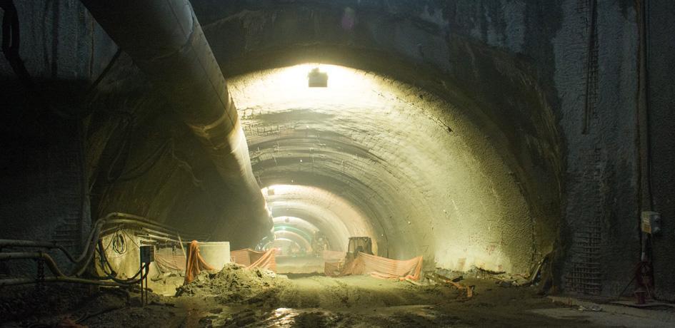 Obras Via Binário - Setembro 2014