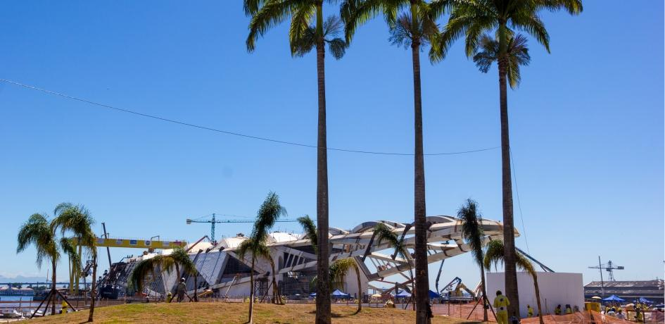Frente Marítima - Praça Mauá - Fevereiro 2015